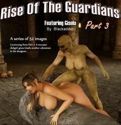 Blackadder - Rise Of the Guardians part 03