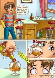 MAGICINCEST-Take some cognac instead of aphrodisiac