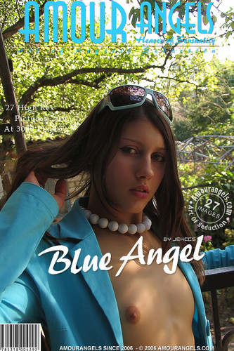AmourAngels Dasha Blue Angel