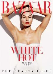 Harper's Bazaar Magazine (June 2014) Australia