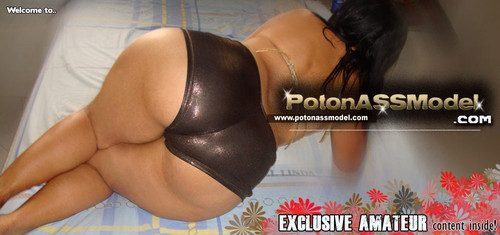 PotonAssModel – Biggest booties Videos + PICS