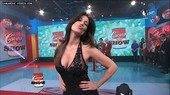 Silvina Escudero hot pose in video