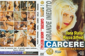 <p>Alternative title: Cicciolina &#8211; Brutal Love Prison (Anno 1992) Genre: All Sex, Classic, Oral, Anal, Straight, Group Sex, Stockings Starring: Cicciolina (as Ilona Staller), Isabelle LeMan, Miss Pomodoro, Paola (as Paula Full), Eric Weiss, Rally van Kamp, Rick Richard, Roberto Malone (as Robert Malone), Rocco Siffredi Company: FM Video Country: Italy Director: Nicholas Moore as [&hellip;]</p>